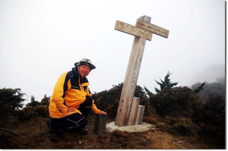 馬利加南山東峰頂 2