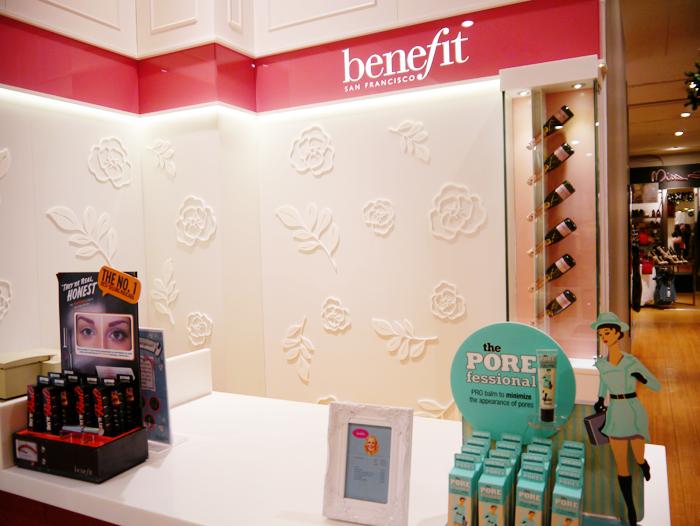 benefit boutique glasgow 1