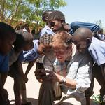 Fun with the iPhone - Namibian School