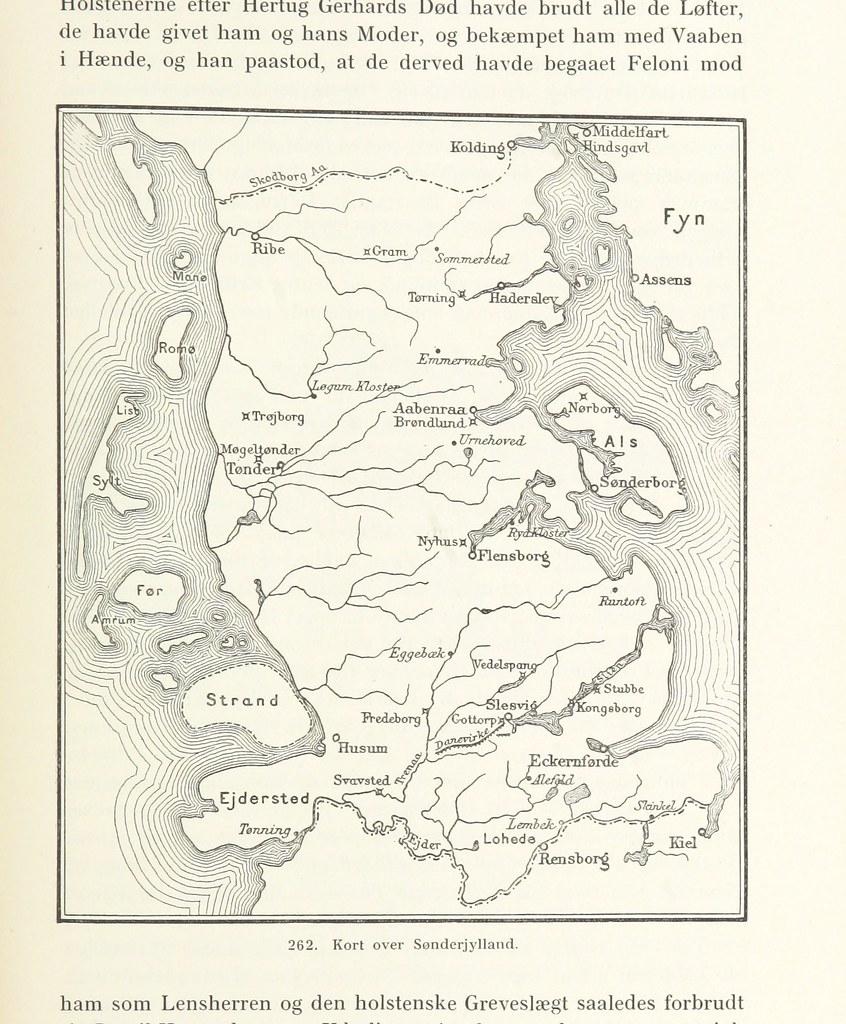 Image Taken From Page 463 Of Danmarks Riges Historie Af J Flickr