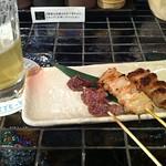 ベルギービール大好き!!【ヴェデット・エクストラ・ホワイト】Vedett Extra White @焼き鳥なかい