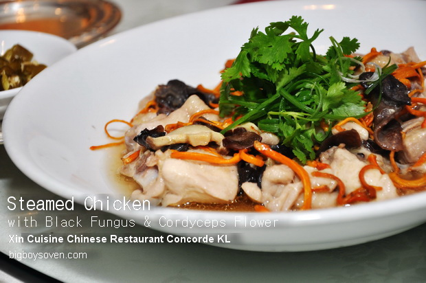 Xin Cuisine Chinese Restaurant Concorde KL 3