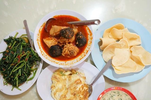 nyonya food lunch - restoran nyonya Makko-003