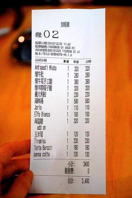 131222 敬敬慶生 @Piccola Enoteca 彼刻義式餐酒館