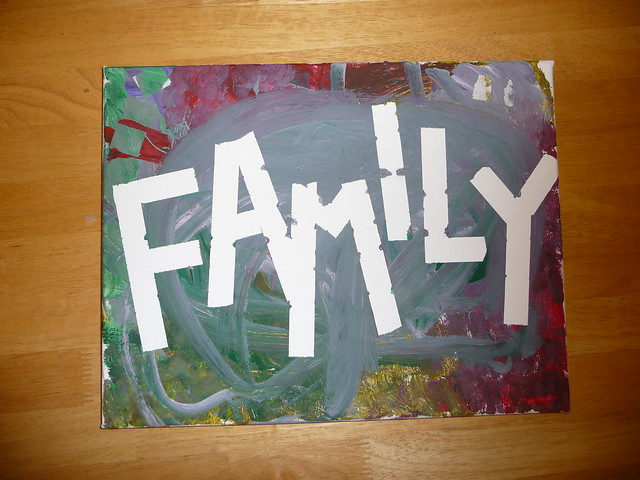 Canvas Finger Paints (4)