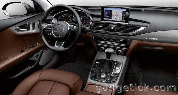 Android в Audi, GM и Honda