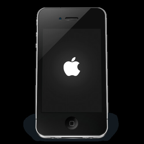 iPhone-Black-Apple-icon