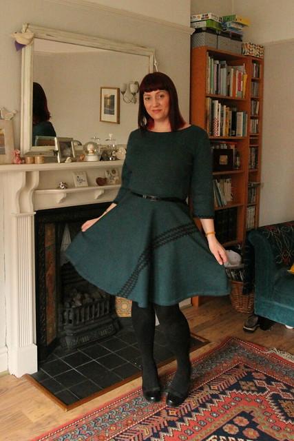 wool dress 6