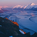 Turnagain Arm At Low Tide & The Story Behind The Shot by AlaskaFreezeFrame