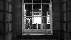 Advocate's Library, Parliament Square at night 02