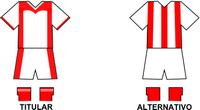 Uniforme Selección Arroyense de Fútbol