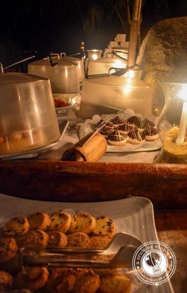 Rhythms of the Night Dessert