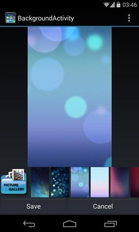 iOS 7 Launcher