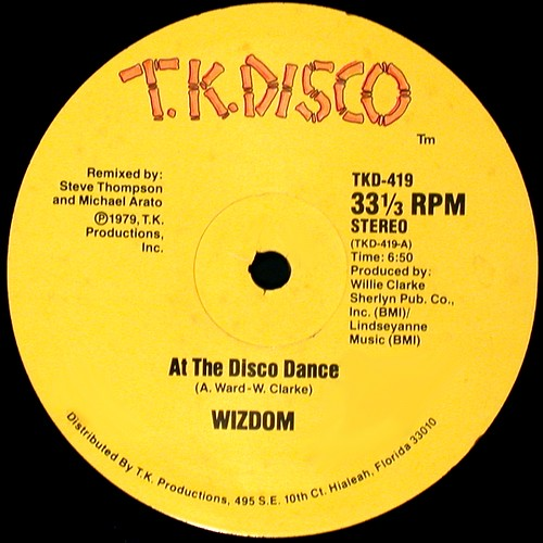Wizdom At The Disco Dance Funkee Melodee