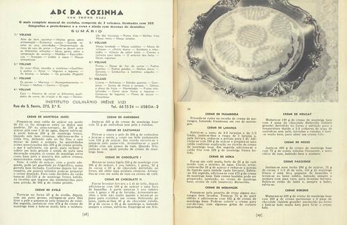 Instituto Culinário Iréne Vizi, Bolos Finos - 19B - 16