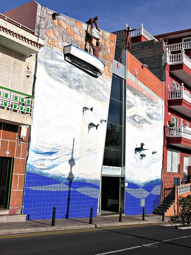 Museo del Pescador, Puerto de Santiago