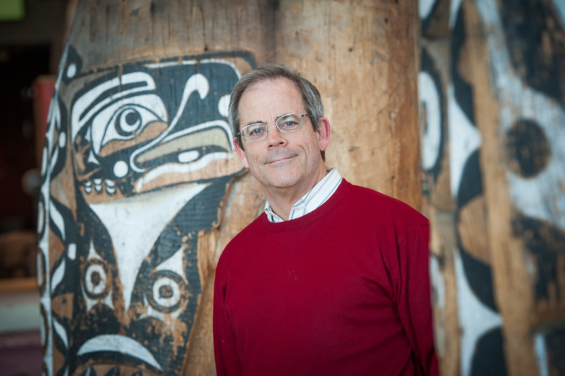Dr. David Kitts. Photo: Martin Dee