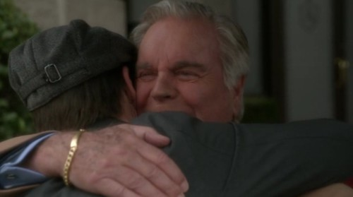 DiNozzo Jr and Sr