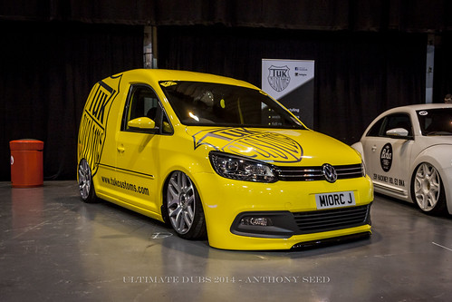 UD Indoors - VW Caddy