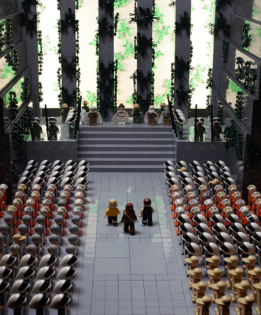 Ceremony on Yavin Moon