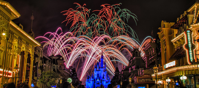 Fireworks Friday - Main Street Wishes