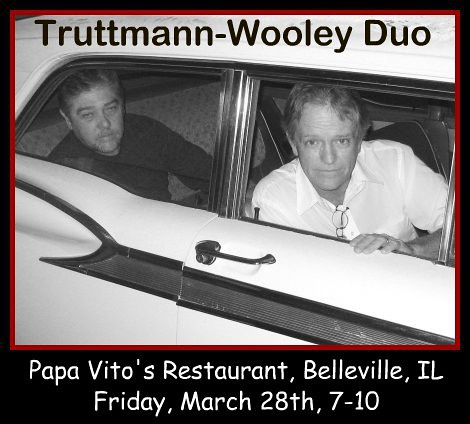 Truttmann-Wooley Duo 3-28-14