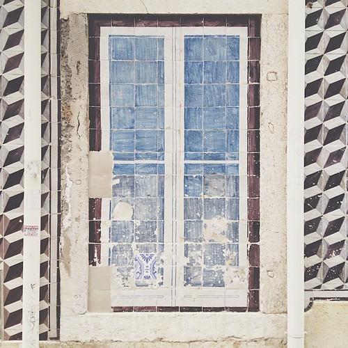 Trompe l'œil #azulejos