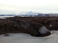 Looking Towards Þingvallavatn, Þingvellir National Park, Bláskógabyggð