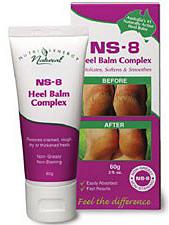 NS8 Heel Balm Complex