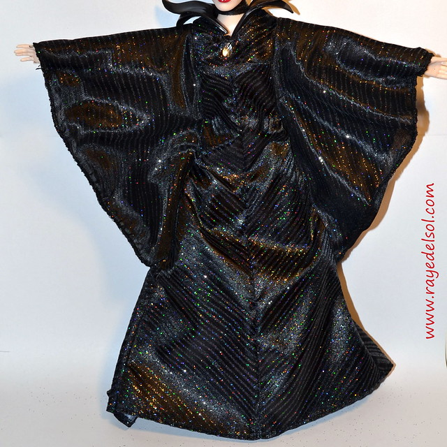 Jakk's Pacific Maleficent Doll