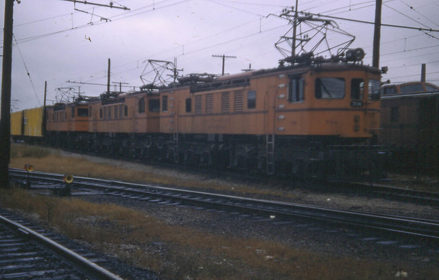 19671008 29 south shore line michigan city flickr photo sharing for Olive garden michigan city indiana