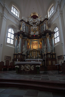 Imageof St. Mary Church. geotagged ethnic lithuania trakai ltu tatar karaim karaims pabaliųk trakaiislandcaslte geo:lat=5464287182 geo:lon=2493463576