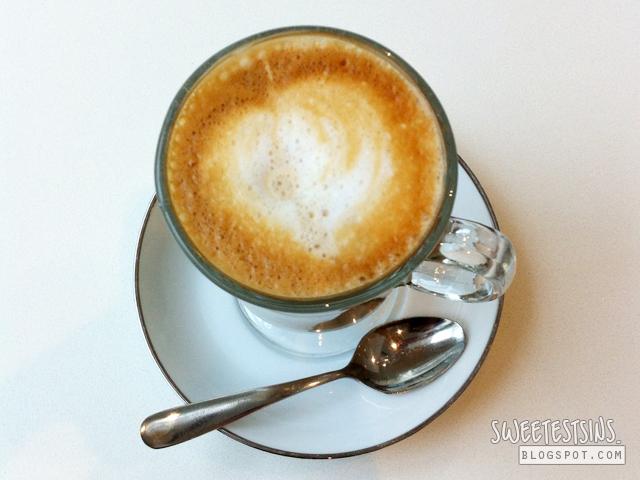 lady m latte