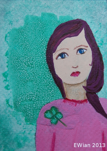 70-365 ATC 2013 four clover girl