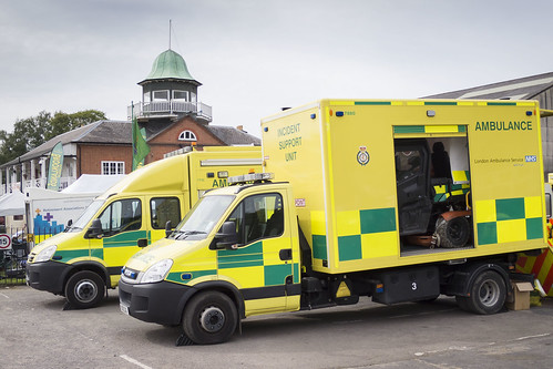 Brooklands Emergency Services Day 2014 - 07