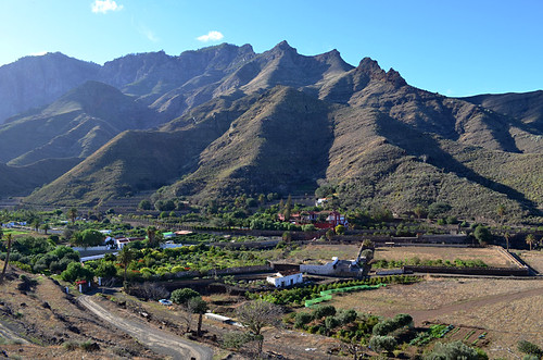 Agaete Valley, Gran Canaria, Canary islands