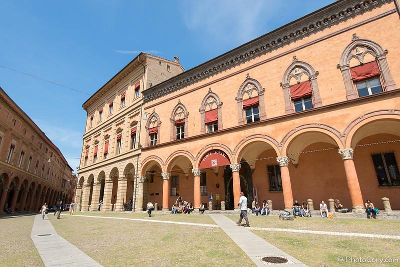 Corte Isolani Bologna, Italy