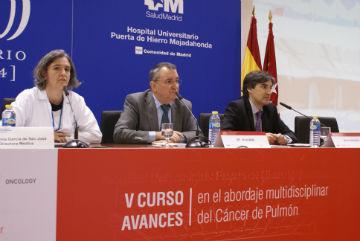Puerta de Hierro acoge la V edición del curso sobre abordaje de cáncer de pulmón