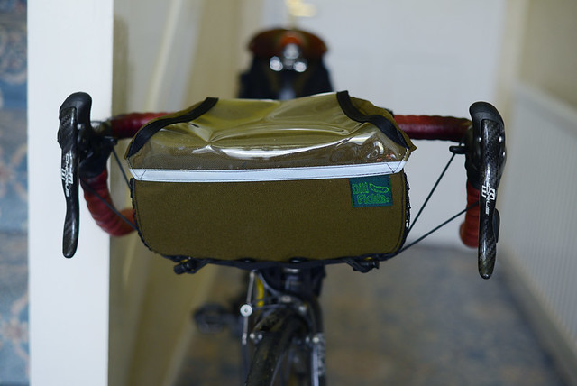 Seven + Dill Pickle Handlebar Bag