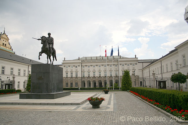 Palacio Radziwill. © Paco Bellido, 2008