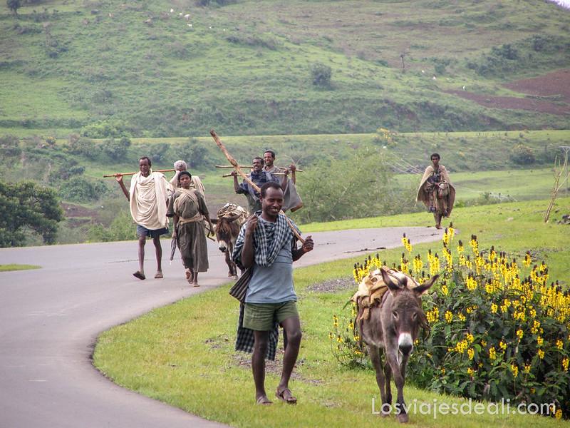 carretera de etiopia