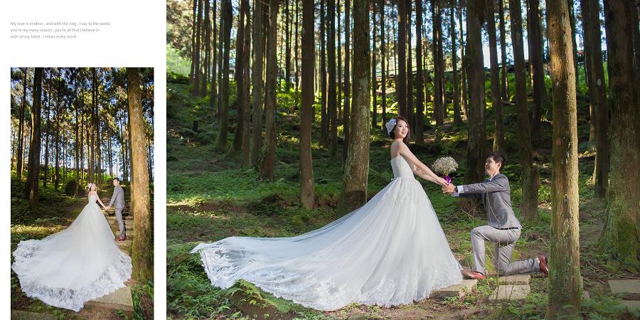 自助婚紗  Bruce & MIKA