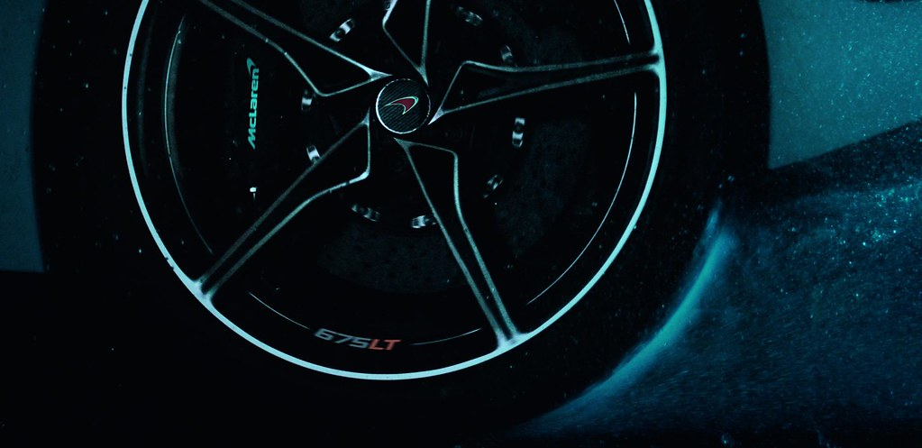 A second Geneva debut and a new name: The McLaren 675LT