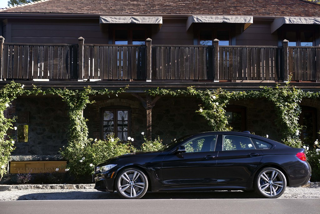 2015 BMW 4 Series Gran Coupe in Napa Valley