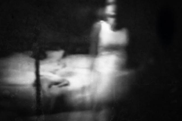 frederic mahy - Untitled moment of hesitation.