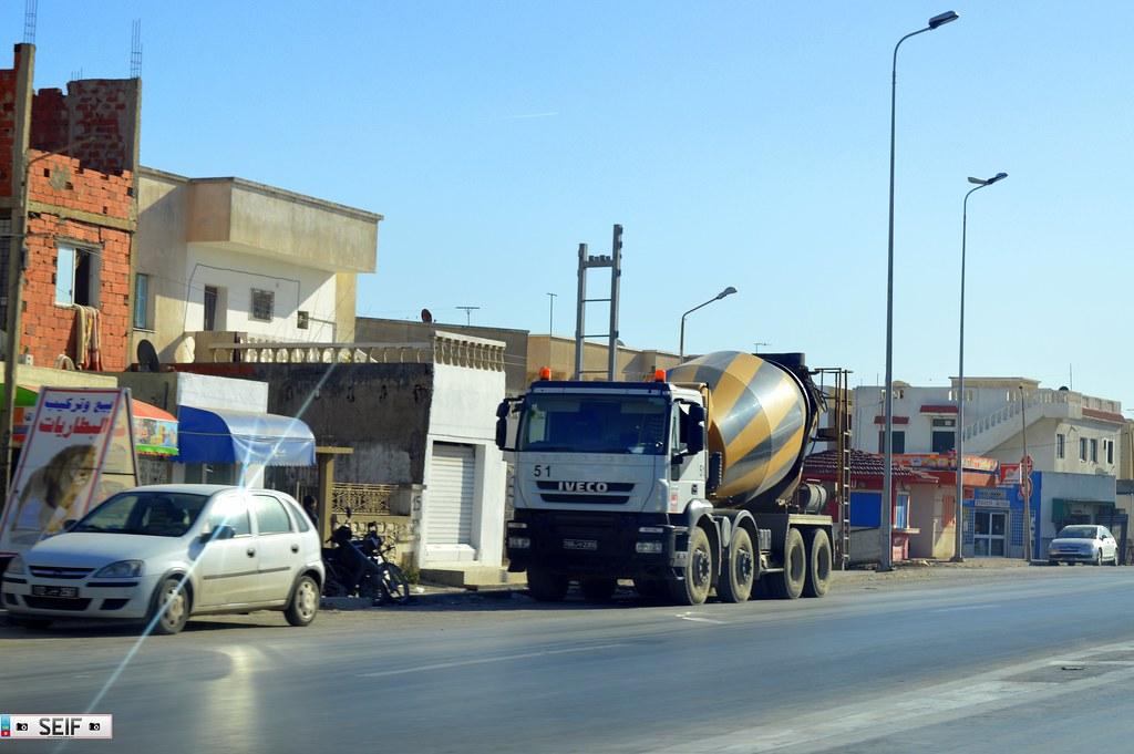 Iveco Trakker Tunisia 2015