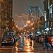 Stormy Brooklyn Night by Jeffrey Friedkin