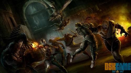 Nosgoth - Vampiros vs Humanos