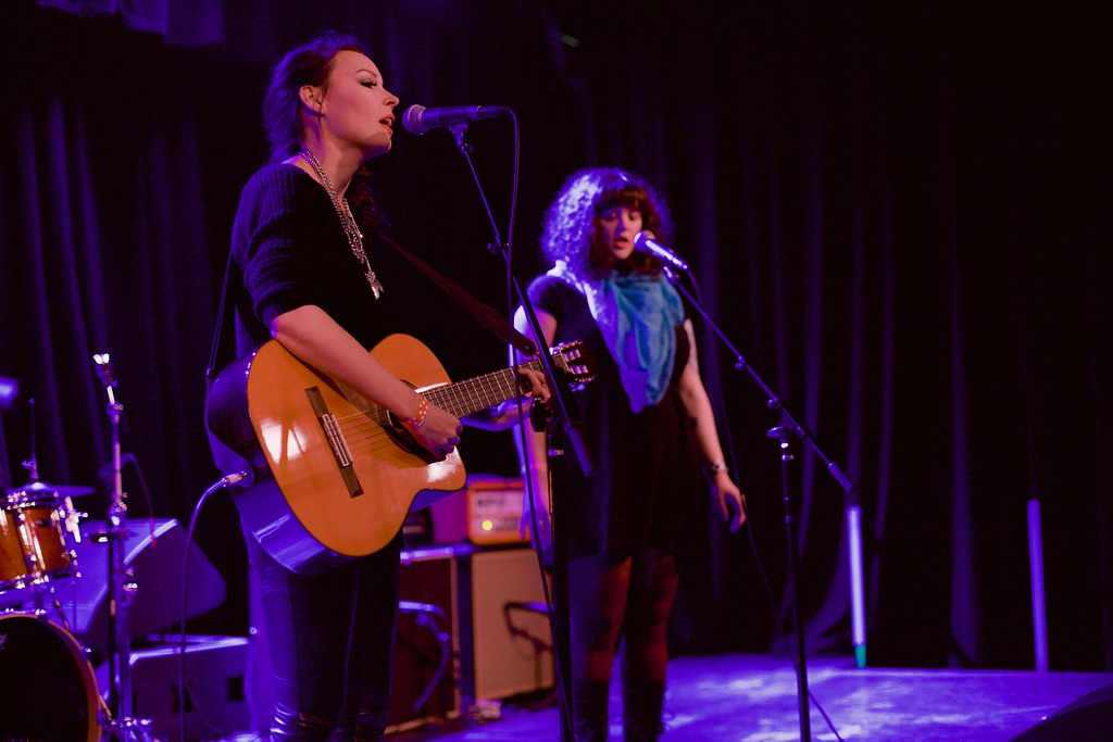 Heather Berney at The Waiting Room | Jan. 23, 2015