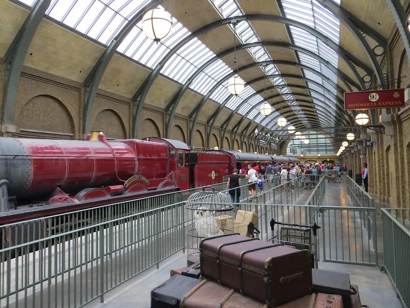 Platform 9 3/4 - 1